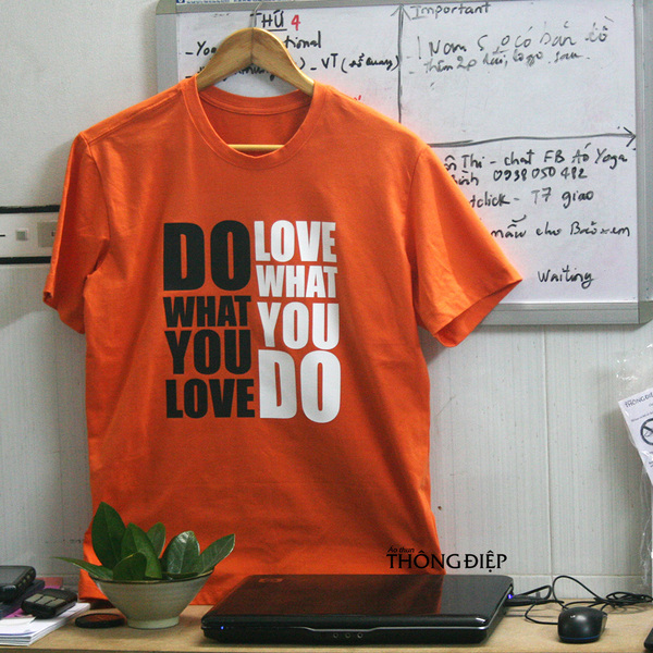 In Áo Thun - Do what you love