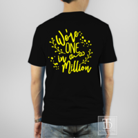 WE'RE ONE IN A MILLION
