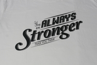 In Áo Thun - You are stronger than you think
