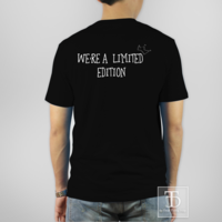 WE ARE LIMITED EDITION