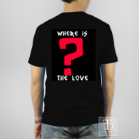 WHERE IS THE LOVE