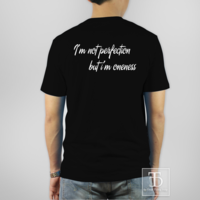 I'M NOT PERFECTION
