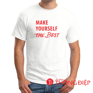 Make yourself the best