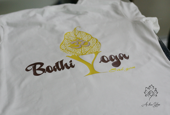 Áo Thun Yoga - Bodhi Yoga