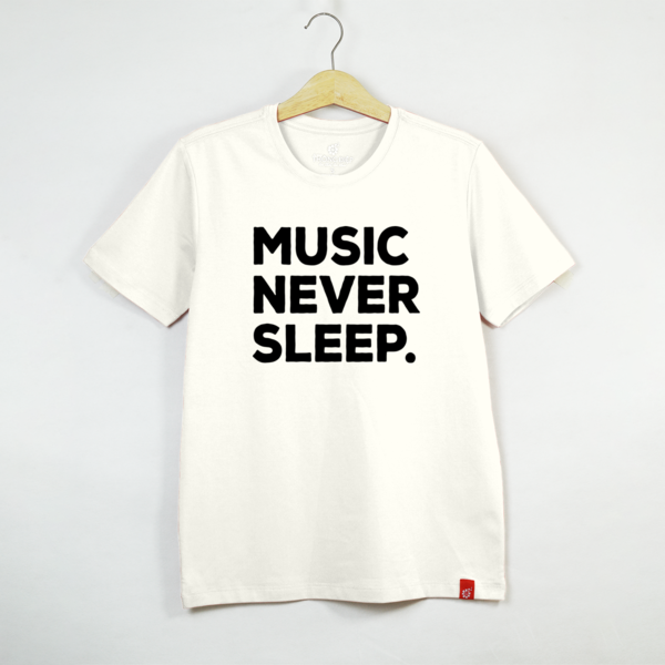 MUSIC NEVER SLEEP