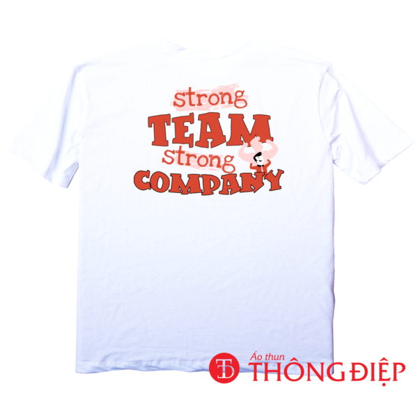 STRONG TEAM - STRONG COMPANY