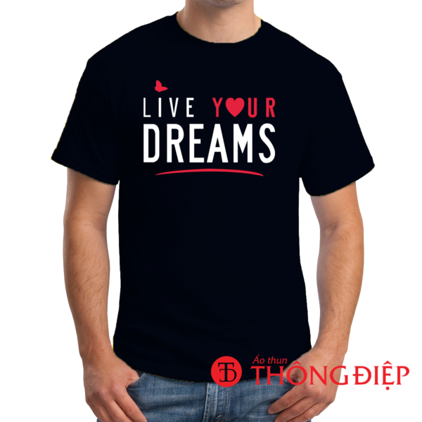 Live your dreams, let's fly!
