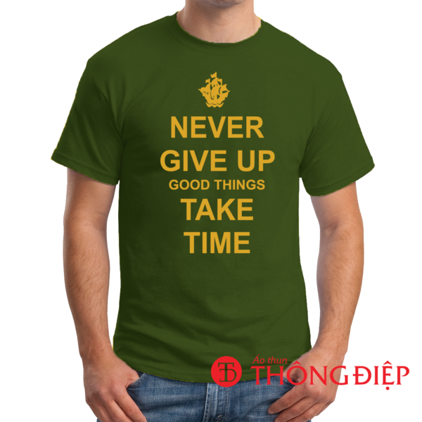 Never give up good things take time!