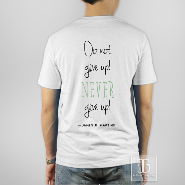NEVER GIVE UP LỘC
