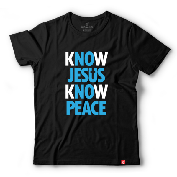 KnowJesusKnowPeace