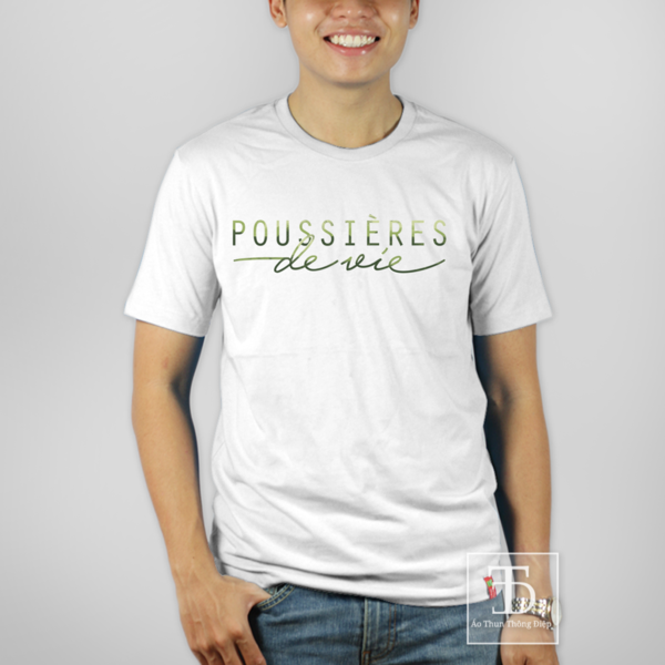 POUSSIERES TRẮNG